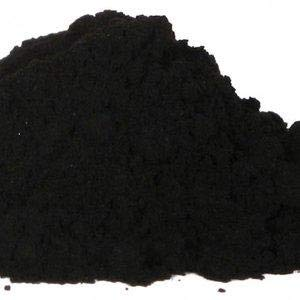Black Iron Oxide Mineral Pigment - Pigments for Concrete, Clay, Lime, Masonry and Natural Paint Products (1 kilo | 2.2 lbs)