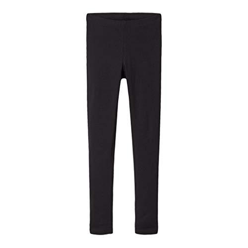 NAME IT NITVIVIAN LEGGING NMT NOOS, leggings Niños, Negro (Black), 104