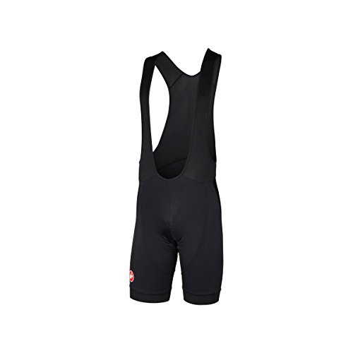 Castelli Cento Bib Short - Men's Black, XL