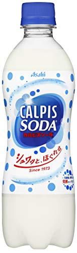 カルピスソーダ 500ml×24本 PET