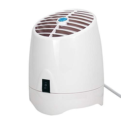 WETERS Luftreiniger, Haus und Büro-Luftreiniger mit Aroma Diffuser, Ozon-Generator und Ionisator