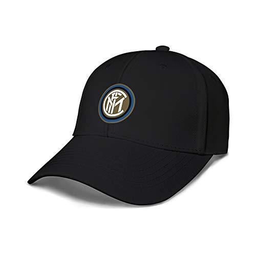 Inter Milan Inter Serie A Sunscreen Summer Duck Tongue Men and Women Cover Sun Baseball Fishing Outdoors