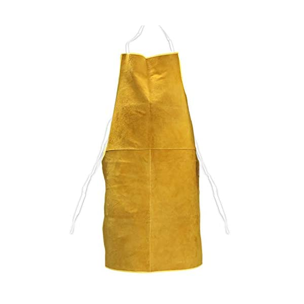 Mrcartool Leather Welding Work Apron 1