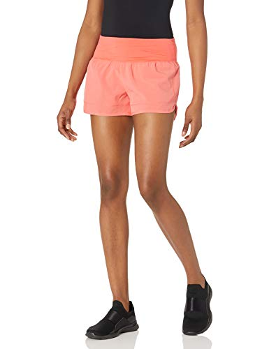 C9 Champion Women's 3.5' Knit Premium Running Shorts, Vitamin Pink, Medium