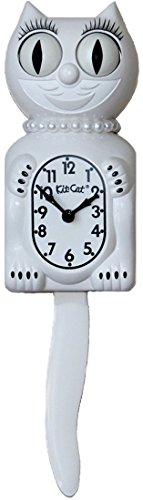 Kit-Cat Klock® Limited Edition Lady (Blanc)