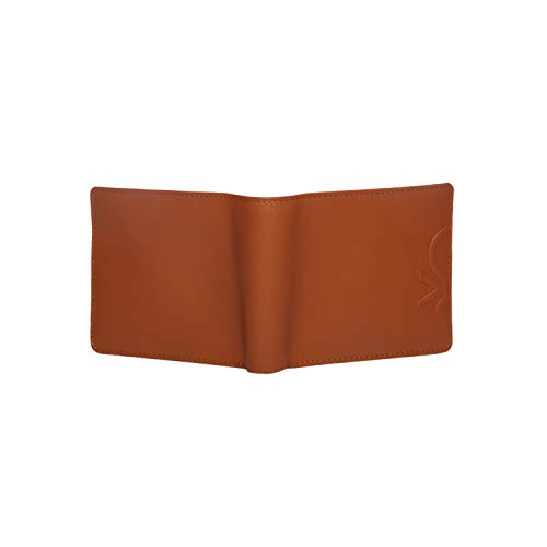United Colors of Benetton Tan Men's Wallet (0IP6JBCCWA11I)
