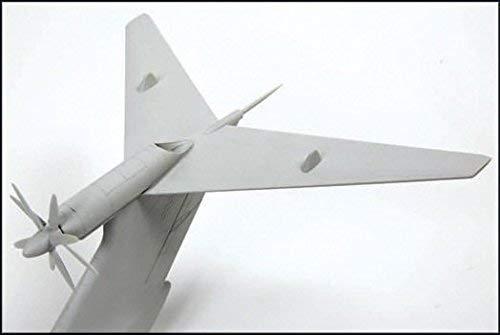 "Zvezda 7016 - Troop Carrier Ekranoplan A-90 Orlyonok - Plastic Model Kit - Scale 1/144 38 Details Lenght 15.75"" 3"