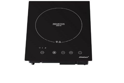 Steba IK 60 E Plaque à Induction/ou encastrable mobile/réglage de la température