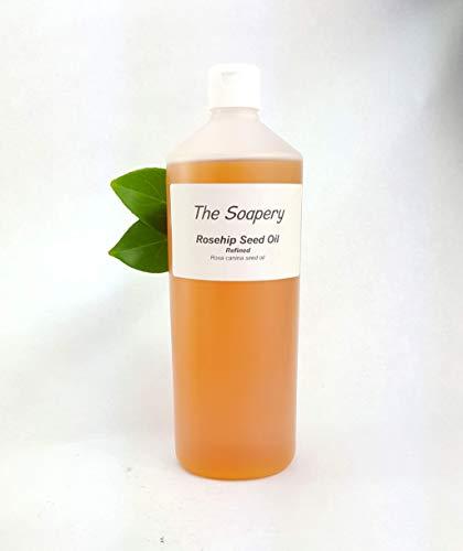 Aceite de rosa mosqueta 1 litro - 100% puro refinado