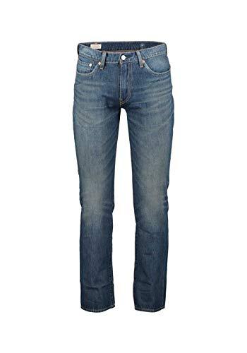Levi's 511 Slim Jeans, Cioccolato Cool, 36W / 34L Uomo