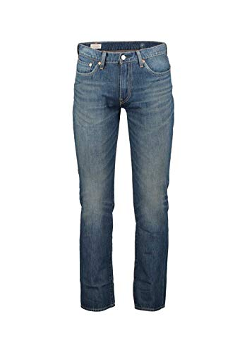 Levi's 511 Slim Jeans, Cioccolato Cool, 34W / 34L Uomo