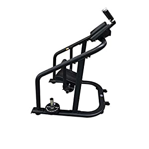 The Abs Company Ab Coaster CTL – Ultimate Ab Workout, Exercise Machine for Professional Facilities, Trackless Design, Plate Loading Resistance