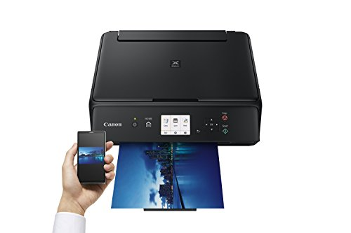 Canon PIXMA TS5050 All-In-One Inkjet Printer - Black