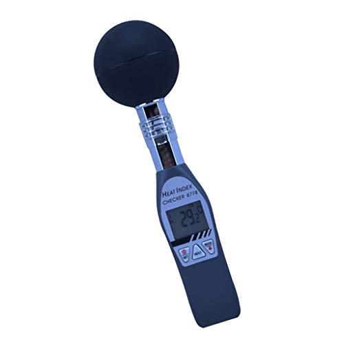 AZ8778 Hochpräziser Globe Thermometer Tester Mit Thermischem Index