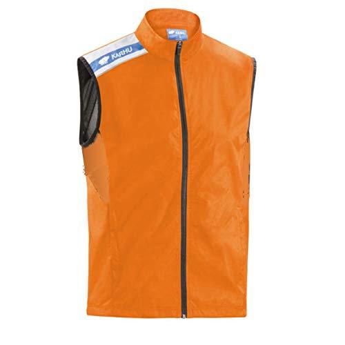 KARHU - Chaleco de Running para Hombre Vest Air de Alta Visibilidad, KT00046-0036-XL, Na, X-Large