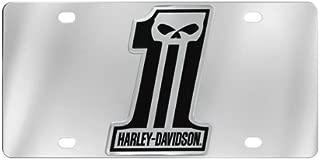 harley davidson number one skull collection