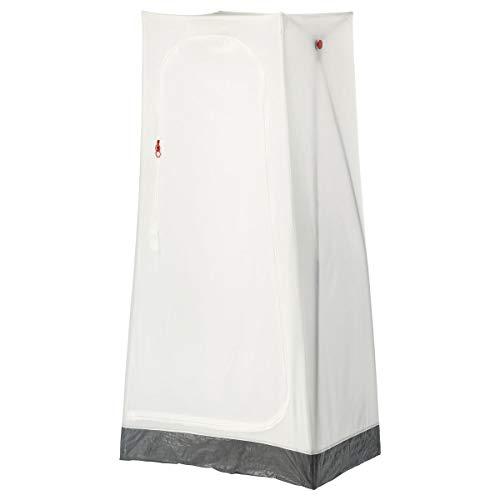 VUKU armario 74x51x149 cm blanco