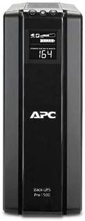 APC Back-UPS RS 1500VA Tower UPS - 1.50 kVA/865 W Tower (151464)