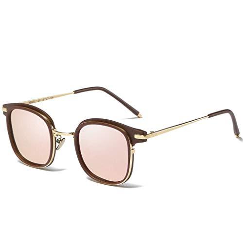 Outdoor sport houlian shop Gafas de Sol polarizadas para Mujer Modelos de Moda Gafas de Sol Coloridas y versátiles