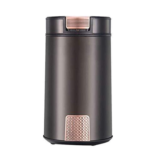 Küche Elektrische Kaffeemühle Tragbare Multifunktionsmühle Schwarz 150 Watt Haushalt Mini Kleine Pulvermaschine Elektrische Instantkaffeemühle Filter