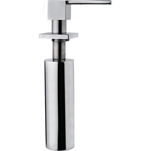 Teka 40199330 0.275L Cromo - Dispensador de jabón (3 cm, 3,5 cm)