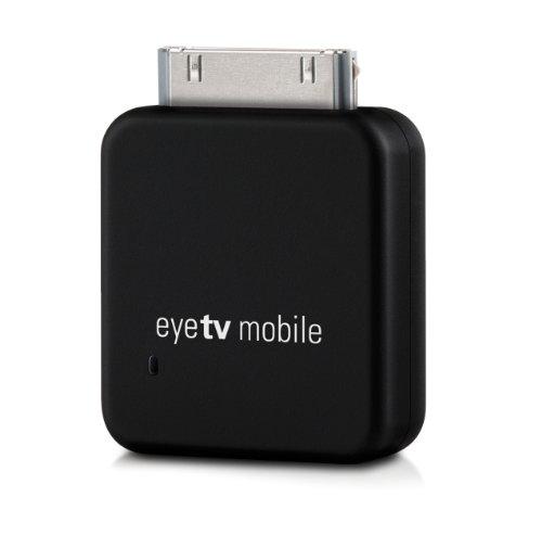 Elgato EyeTV Mobile TV-Tuner für iPad (2. und 3. Generation) und iPhone 4S schwarz