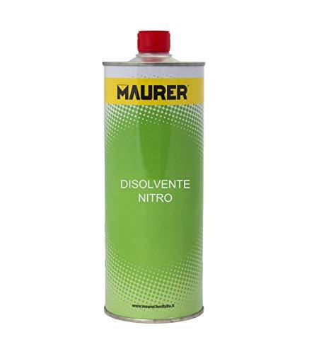 MAURER 12071010 Disolvente Nitro 1 Litro