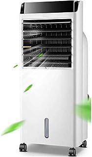 Unidades de aire acondicionado, Familia portátil ventilador de aire acondicionado, un refrigerado por aire pequeña y remota de ahorro de energía, 110W for la sala de estar de coches Dormitorio Huangwe
