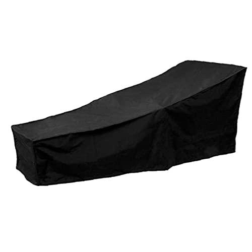 Zonnestoel Shield Garden Dekstoel Shields Zonnebank Protective Shield waterdicht UV-bescherming voor het meubilair van het tuinterras ligstoel Shield