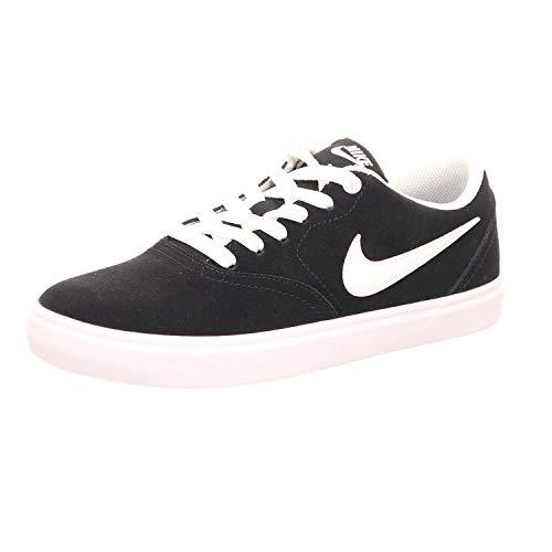 Nike Wmns SB Check Solar, Scarpe da Fitness Donna, Nero (Black/White 001), 38 EU