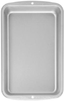 Wilton Industries 2105–960Recipe Right 11x 17,8cm antiaderente brownie/Biscuit pan 6 Evelina