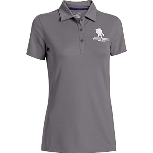 Under Armour WWP Legacy Polo Women's Storm Medium 1252029078MD