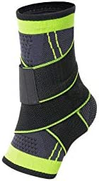 Ankle Braces Adjustable Compression Ankle Support Men Women Strong Ankle Brace Sports Protection product image