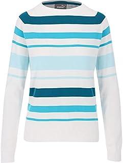 PUMA Golf Women's Standard Ribbon Sweater