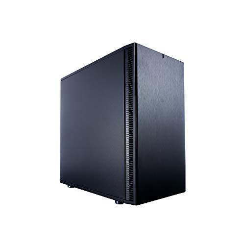 Fractal Design Define Mini C, PC Gehäuse (Midi Tower) Case Modding für (High End) Gaming PC, schwarz