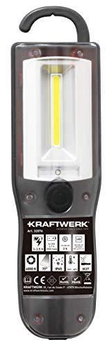 Kraftwerk 32076 KW COB-Akku-Handlampe 3.6 V Li-Ion