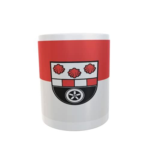 U24 Tasse Kaffeebecher Mug Cup Flagge Dörzbach