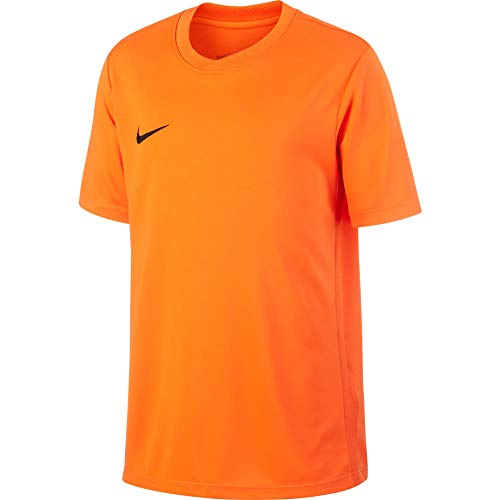 Nike Kinder Park Vi Trikot T-shirt, 725984-815 ,Orange (Safety Orange / Negro), M