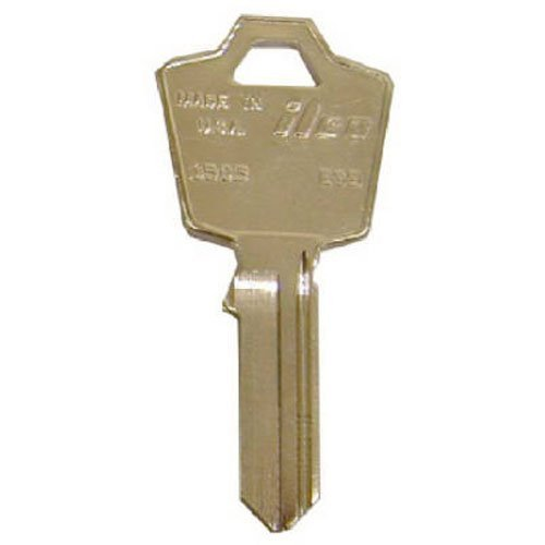 Kaba Ilco Corp. 1503 Key Blank - Pack of 10 by Kaba Ilco