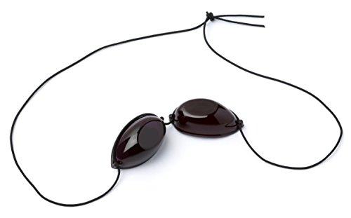 iGoggles Outdoor/Indoor Slimline Elastic Tanning Sunbed UV Eye Protection by 4eyes