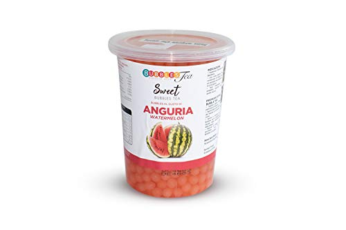 Kit nr. 2 secchielli Bubbles Tea Perle (Anguria Watermelon)