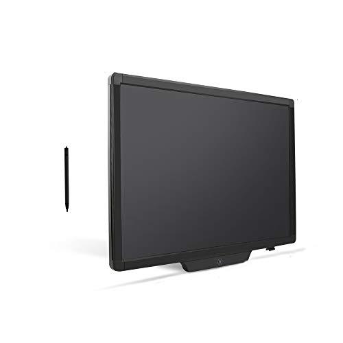 tablet 20 pollici Hzna Tablet LCD da 20 Pollici con Blocco Note elettronico Digitale Tablet Senza Stilo in Cartone per Scrivere o Lavorare sordo