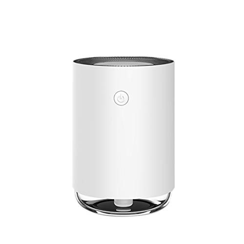SODIAL Humidificador de Aire USB PortáTil Silencioso Hogar Escritorio Dormitorio Dormitorio HidratacióN Humidificador UltrasóNico