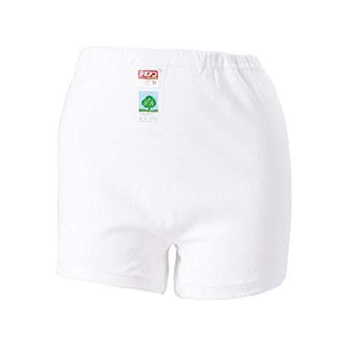デミアン 綿100% コーマ糸使用 ショートズロース 3枚セット 白 LL 442380-s