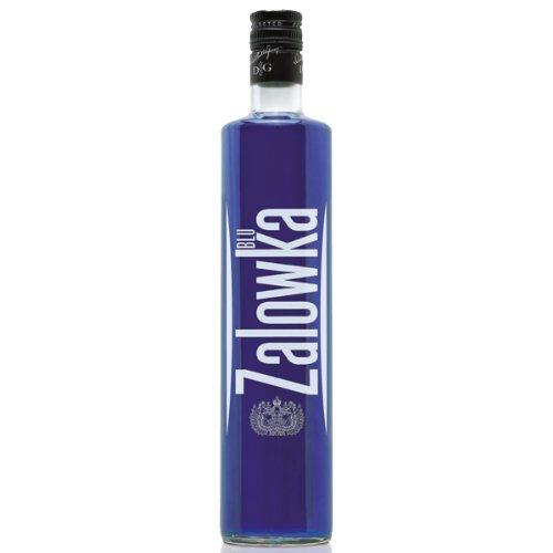 Zalowka Vodka & Blu Blaubeer Likör 0,7l