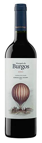 Vino Tinto Marqués de Burgos Roble (D.O.Ribera del Duero) - 750 ml