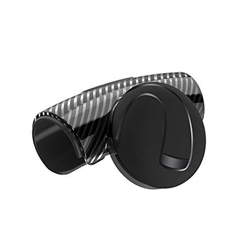 HAOXUAN Volante Giratorio de Silicona Universal 360 ° Perilla de Refuerzo del...