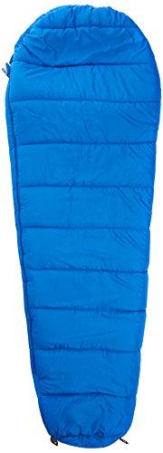 Vango Cadair Mummy Sleeping Bag, Atlantic Blue, Single 2