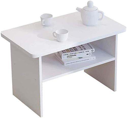 Nachttisch, Couchtisch, einfacher Sofa-Seitenschrank, Stauraum, Nachttisch, Persönlichkeit, Beistelltisch (Farbe: A)