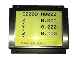 NEWTRY MDT947B-1A A61L-0001-0092 - Monitor LCD de repuesto para FANUC CNC System CRT